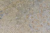 Granite Cobblestone Street Pavement — Stock Photo