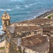 Stock Photo: SJuan, Fort SFelipe del Morro, Puerto Rico