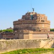 Stock Photo: Mausoleum of Hadrian, Castel Sant Angelo, Rome, Italy