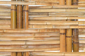 Bamboo Construction Pattern — Stockfoto