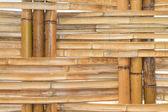 Bamboo Construction Pattern — Stock Photo