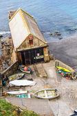 Lizard Point, Cornwall, UK — Fotografia Stock