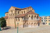 Murano, santa maria et san donato cathédrale, venise, italie — Photo