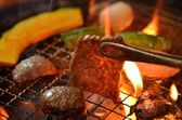Korean barbecue Yakiniku — Stock Photo