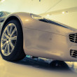 Aston Martin Rapide - Stock Photo