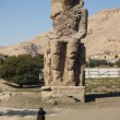 Stock Photo: Memnon's colossus