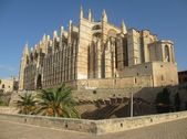 Palma's Cathedral — Stock Photo