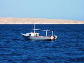 Intense Red Sea — Stock Photo