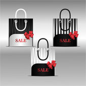 Sale bag — Stockvector