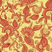 Indian Textile — Stock Photo