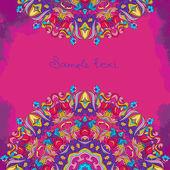 Floral_ornament_12_2013 — Stockvektor