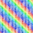 Vector Seamless Pattern consist of Plait — Stock Photo #50789373