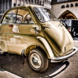 Isetta in HDR - Stock Photo