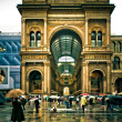 La Galeria Milano - Stock Photo