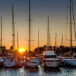 Harbour Morning — Stock Photo #13378225