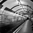 London Underground — Stock Photo