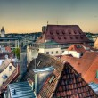Over the roofs of Stuttgart — Stock Photo