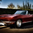 Corvette Sting Ray — Stock Photo