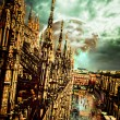 Royalty-Free Stock Photo: Apocalypse Milano