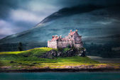 Duart Castle — Stock Photo