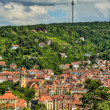 Stock Photo: Stuttgart TV Tower
