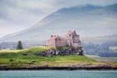 Duart Castle - unprocessed version — Stock Photo