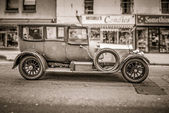 Oldtimer in Oban — Foto Stock