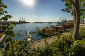 Old marina of Antalya — Stock Photo