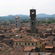 Stock Photo: View of Lucca