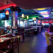 Colorfully Decorated Bar — Stock Photo