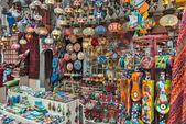 Shopping around the Grand Bazaar — Stock Photo