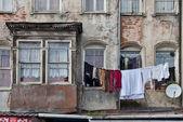 Clothes Line — Stock Photo
