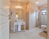 Luxury Hotel Bathroom — Stock Photo