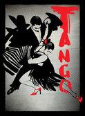 Argentine Tango — Stock Photo