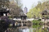 China suzhou zhuozheng garden — Stock Photo