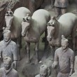 Stock Photo: Chinese Xi'TerracottArmy
