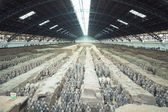 Chinese Xi'an Terracotta Army — Stock fotografie