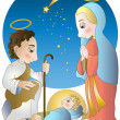 Nativity — Stock Vector #13885215