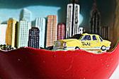 New York in Miniature — Stock Photo