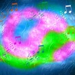 Stock Photo: Abstract urbmusic background