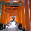 JAPAN-KYOTO-INARI - Stock Photo