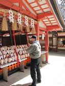 JAPAN-KYOTO-INARI — Stock Photo