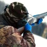 Sniper — Stock Photo #18279013