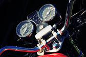 Moped — Stock Photo