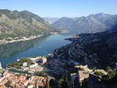 Daybreak in Kotor — Stock Photo