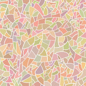 Colorful light glass mosaic. — Stock Vector