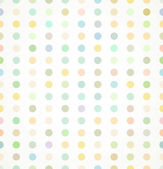 Summer background with circles. — Stock Vector