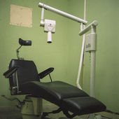 Dentist chair — Stock Photo