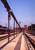 Deserted Train Station, Venice, Italy — Stock Photo