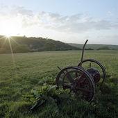 Smythen Farm, North Devon, 2011 — Stock Photo